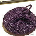 Fleur de douche/<b>Tawashi</b> au crochet