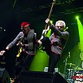 [Review Photos] The Toy Dolls + Out Of School Activities à <b>Paloma</b> | Nîmes (17.05.2014)