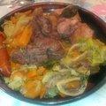 Potée aux 4 viandes et légumes d'hiver