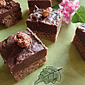<b>brownie</b> fudge de