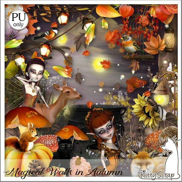 kittyscrap_magical_walk_in_autumn_preview