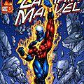 Panini Marvel Captain Marvel par Peter David