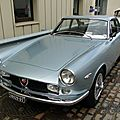 <b>Abarth</b> 2400 Allemano coupe-1963