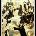 ORANGE (84) - TRENTE-DEUX RELIGIEUSES GUILLOTINÉES A ORANGE, 6-26 Juillet <b>1794</b>