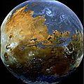 Voyager et vivre sur Mars