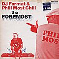 DJ Format & Phill Most Chill – (Album Hip-<b>Hop</b> 2013) - The Foremost - by Z-M-D