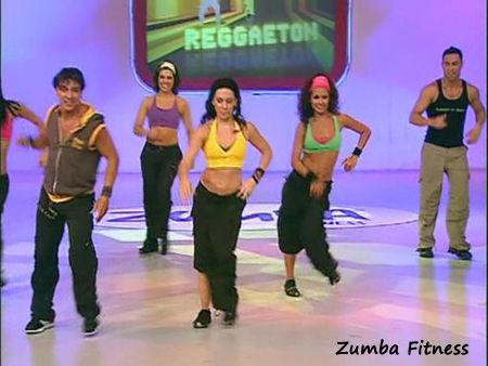 Copyright Zumba Fitness