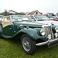 <b>MG</b> TF 1250 roadster 1954