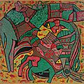 Peintres du Maghrebs