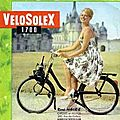 Du Solex de 1946 à la Mobylette AV89 de 1960