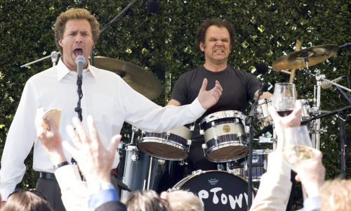 Will Ferrell et John C. Reilly