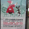 Une affiche (pour une soirée de contes ?) à Rennes le 28 février 2015