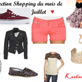 Sélection Shopping du 01/08/14
