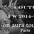 on <b>aura</b> tout vu Couture Video defile H2O by Yassen Samouilov & Livia Stoianova FW2014-2015