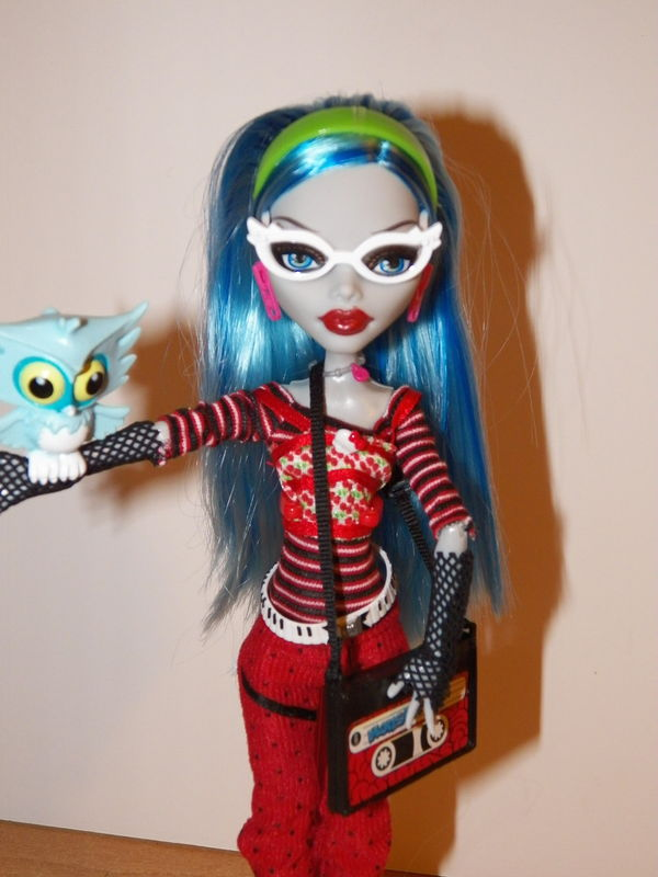 Mes Monster High - Nouvelle robe bas pages 5 & 6 66244491