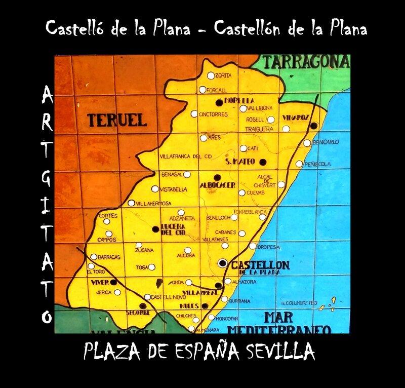 Castelló de la Plana Castellón de la Plana Artgitato