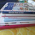 Encore des nouveaux <b>livres</b>