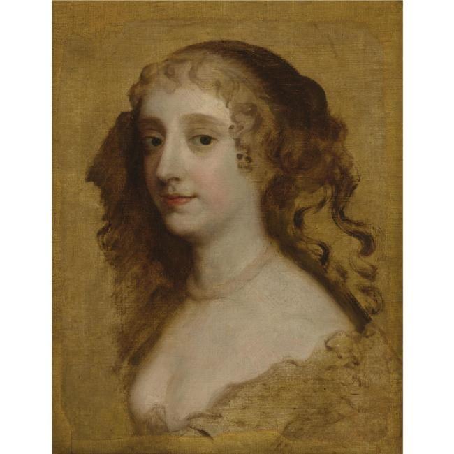 17th century italian frame