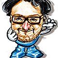 Caricature du Directeur Général des <b>restaurants</b> La Pataterie