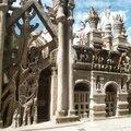 Quelques souvenirs de vacances, le Palais du <b>Facteur</b> Cheval