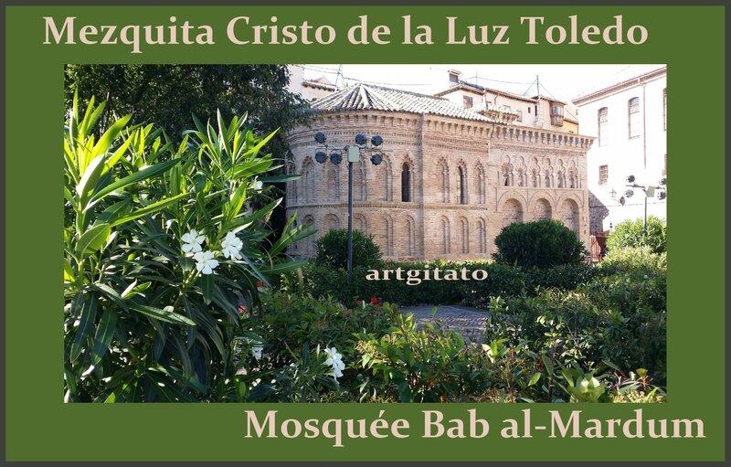 mezquita Cristo de la Luz Toledo Mosquée Bab al-Mardum Artgitato 15