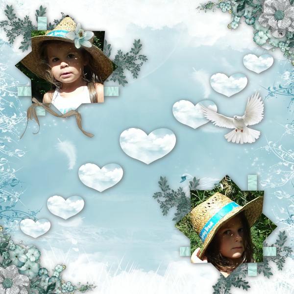 Bijou template 30 - kit de Scrap'Angie - tears in heaven - photo Mayasa