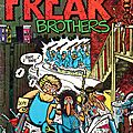 The collected adventures of the fabulous Furry <b>Freak</b> Brothers, n° 1 - Gilbert Shelton