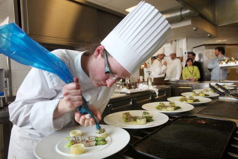 La cuill re d or l unique concours gastronomique 100 for Stage de cuisine gastronomique