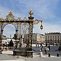 <b>Place</b> <b>Stanislas</b> Nancy (meurthe et moselle)