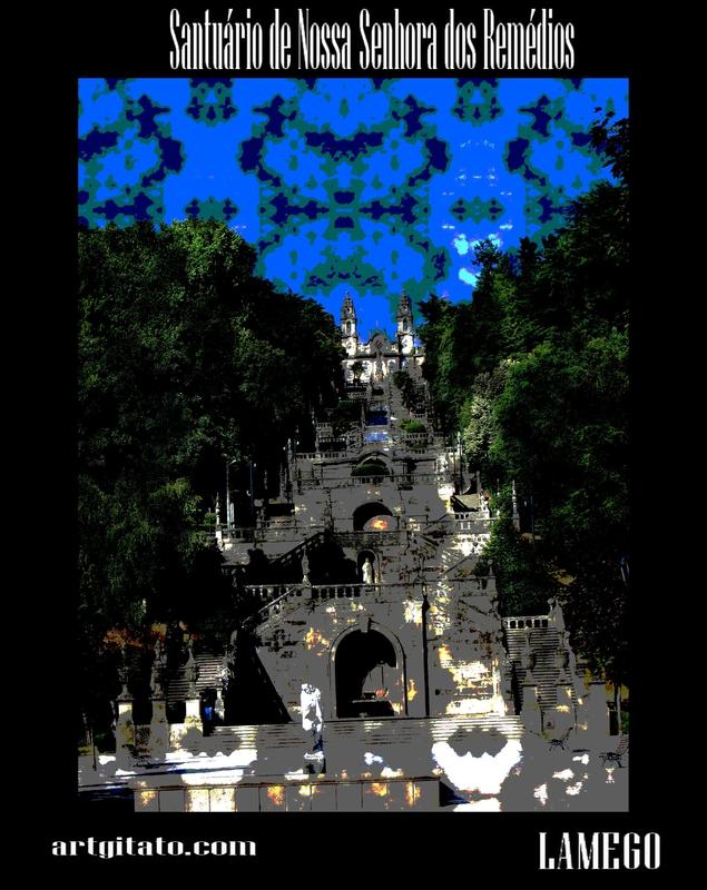 Santuário de Nossa Senhora dos Remédios Lamego 13