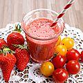 17 recettes à base de fraises ! {recap des recettes du blog}