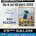 SALON d'ART DE GORRON du 6 au 14 AVRIL 2013