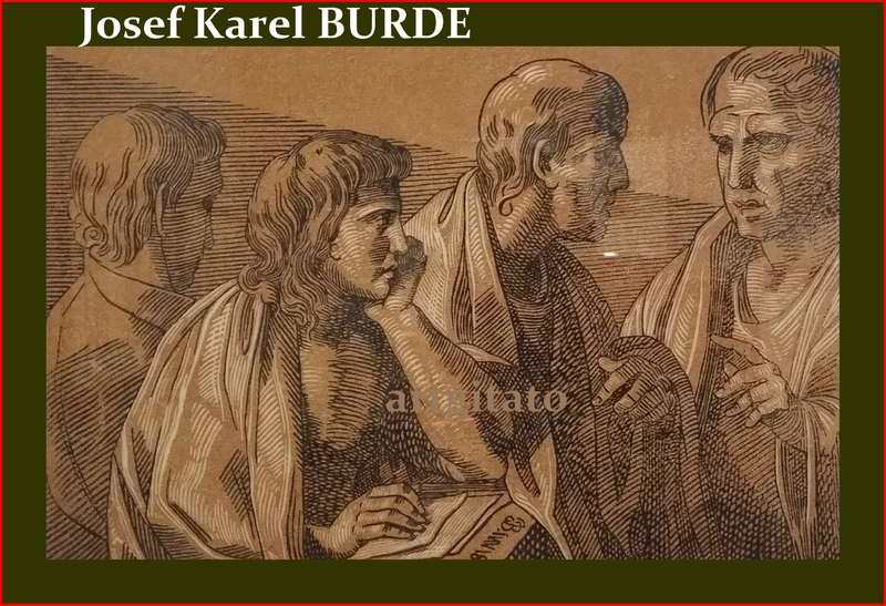 Josef Karel Burde Personnages Artgitato