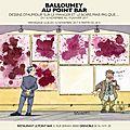 Ballouhey au Point Bar à Grenoble