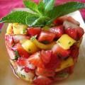 2 recettes « fraîcheur » autour de la Fraise ! 2 refreshing <b>strawberry</b> based recipes !