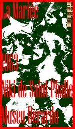 La Mariée 1963 Niki de Saint-Phalle Museu Berardo Lisboa Détail retouché