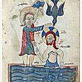 <b>SYMBOLIQUE</b> Ch. II : Eau, sang et pneuma (souffle, Esprit Saint…) au Baptême du Christ en saint Jean