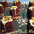 <b>Brownies</b> aux pistache
