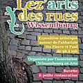 Lez'Arts dans la rue de Wissembourg