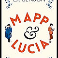 Mapp & Lucia - Edward Frederic Benson - Editions Payot & Rivages