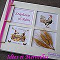 Décoration de mariage thème Campagne / <b>Champêtre</b>