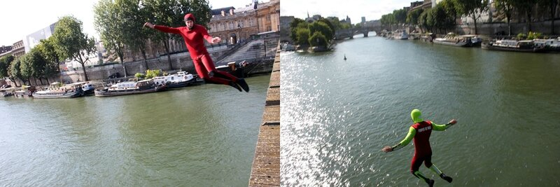 7-Pompiers de Paris, Pt des arts