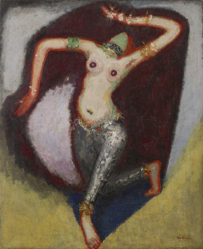 Van Dongen - La danseuse indienne HR