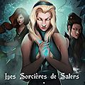 Les Sorcières de Salers: Tome 1: Le Renard à neuf queues > Virginia Besson Robilliard