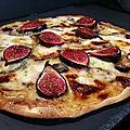Pizza au