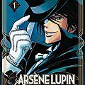 Arsène Lupin. Le diadème de la Princesse de Lamballe - Takashi Morita