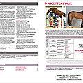 Elevage des Vaux, chevaux de sport