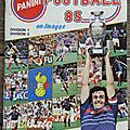 Album ... <b>Football</b> Panini 1985