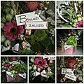 petite <b>compo</b> florale bonne année