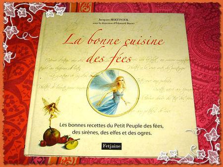 LA BONNE CUISINE DES FEES  Jacques Bertinier 46312026_p